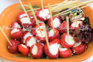 Pastir Cherry paprike punjene sirom