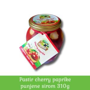 Pastir cherry paprike punjene sirom 310g