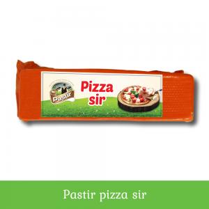 Pastir pizza sir