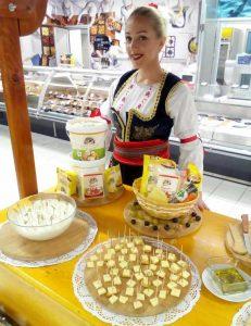 Promocija Pastir mlečnih proizvoda