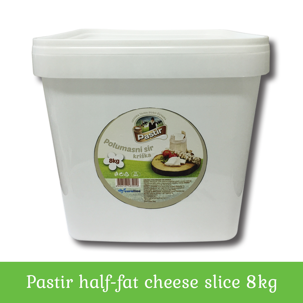 pastir-half-fat-cheese-slice-8kg
