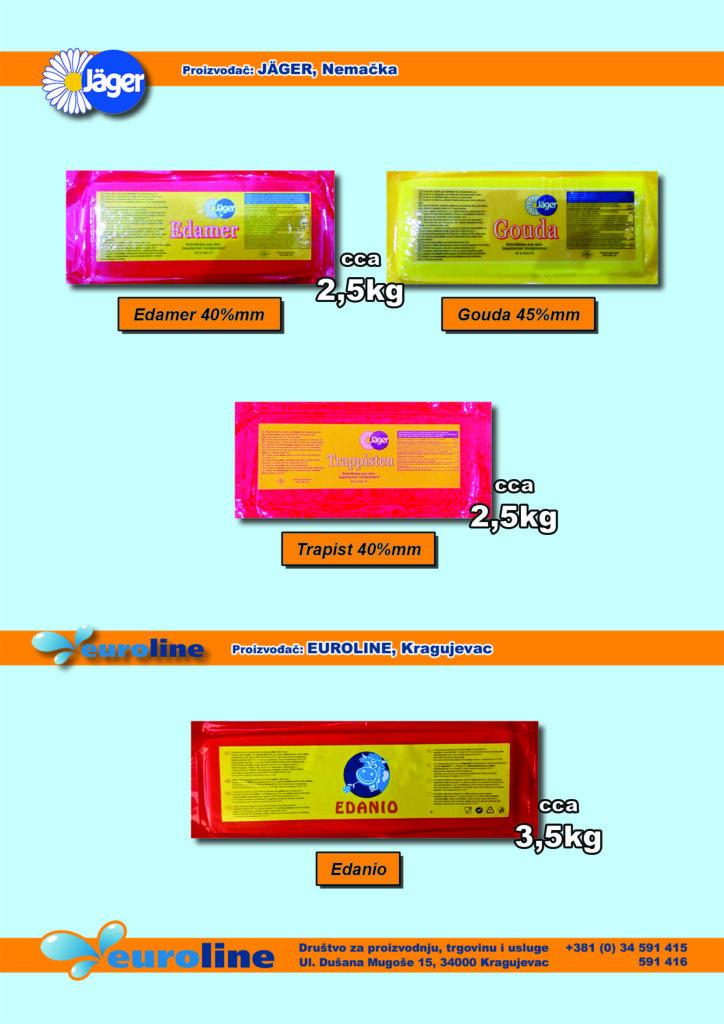 Katalog Jager i Euro Line