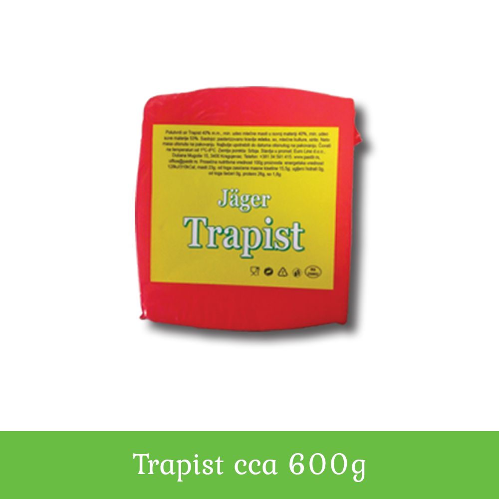 trapist cca 600g